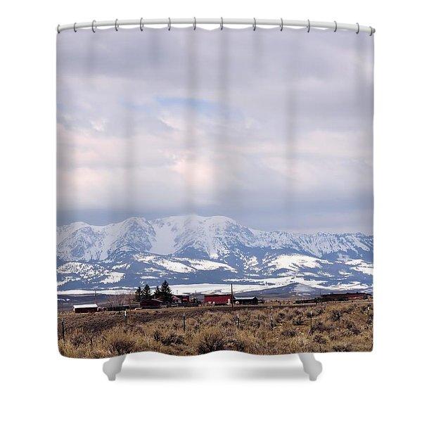 Montana Ranch 2 Shower Curtain