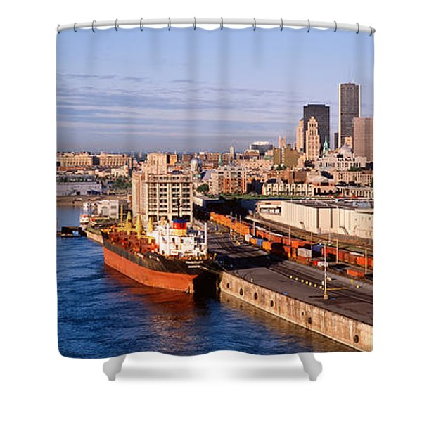 Montreal, Quebec, Canada Shower Curtain