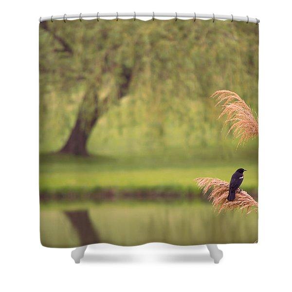 Morning Mood Shower Curtain