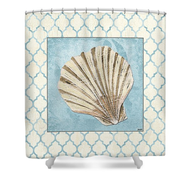 Moroccan Spa 1 Shower Curtain