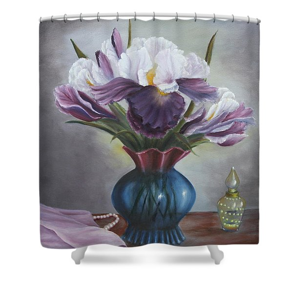 Mother's Memories Shower Curtain