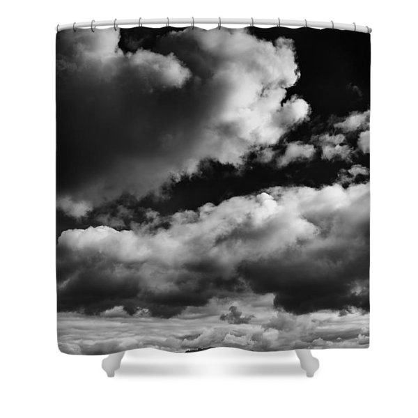 Mount Vernon Farmland IIi Shower Curtain