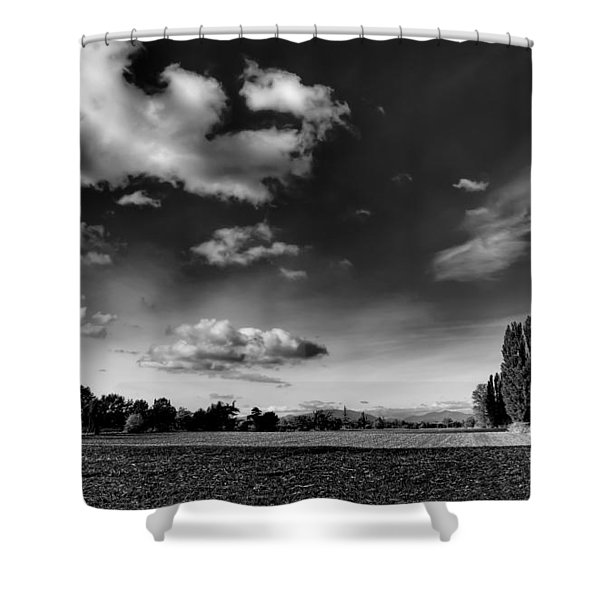 Mount Vernon Washington Shower Curtain