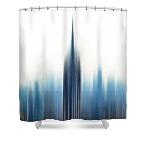 Moving An Empire Shower Curtain