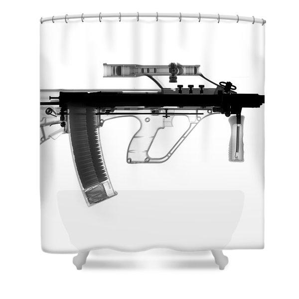 Msar Stg-556 Shower Curtain