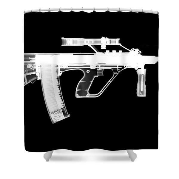 Msar Stg-556 Reversed Shower Curtain