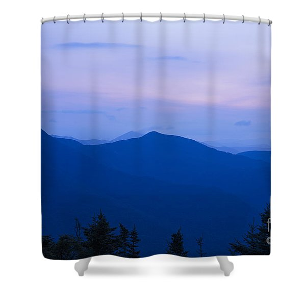 Shower Curtain featuring the photograph Mt Tecumseh - Waterville Valley New Hampshire Usa by Erin Paul Donovan
