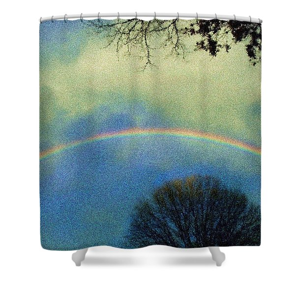 Much Needed Hope Shower Curtain