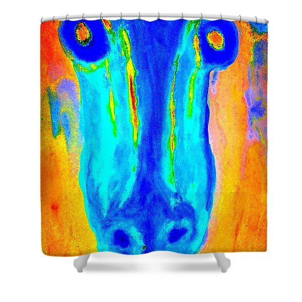 Will Give You My Best Cow  Shower Curtain