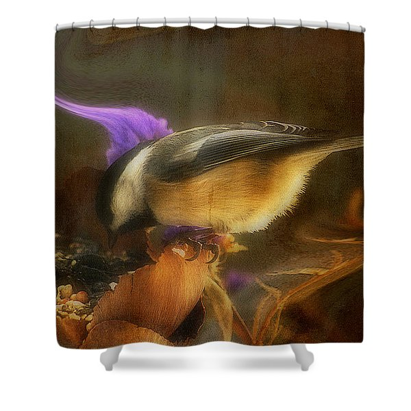 My Good Fortune... Shower Curtain