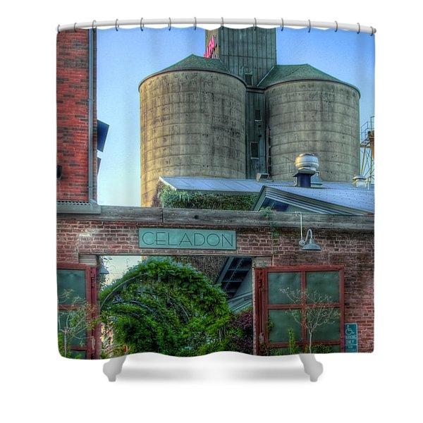 Napa Mill Shower Curtain
