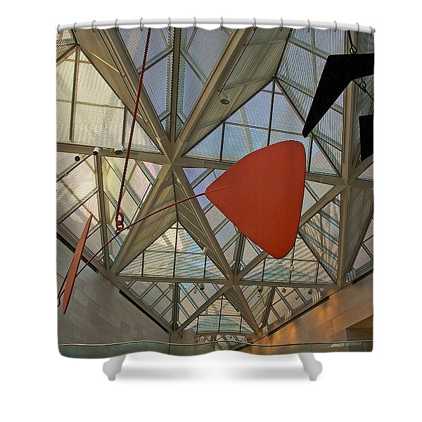 National Gallery Of Art  Shower Curtain