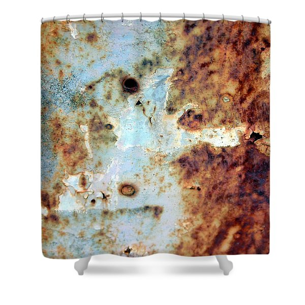 Natural Abstract 8 Shower Curtain