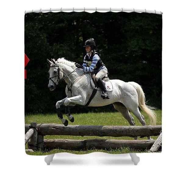 Natural Eventers Shower Curtain