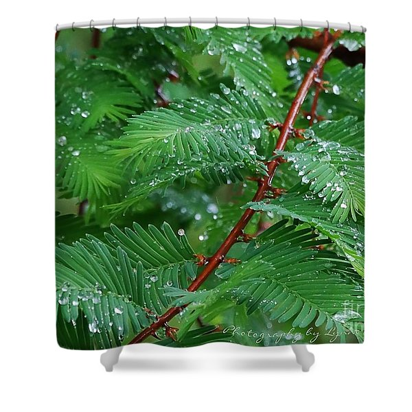 Nature - Beautiful And Simple Shower Curtain