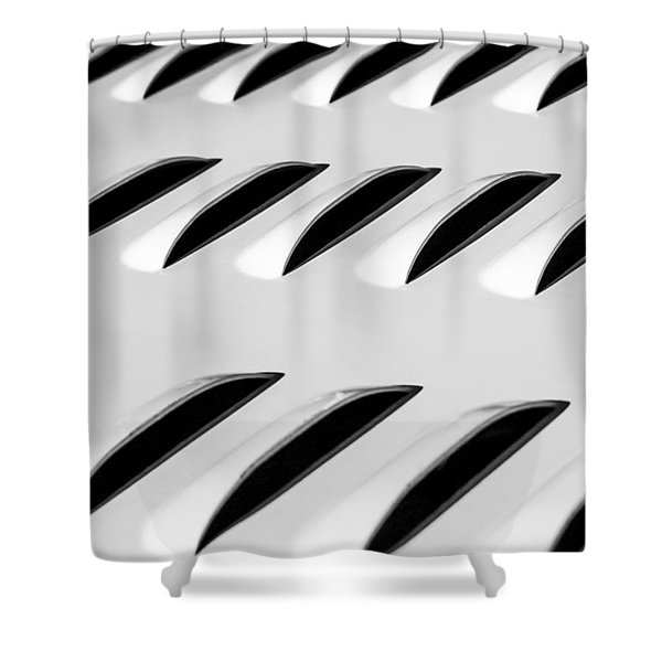 Need To Vent - Abstract Shower Curtain