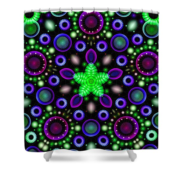 Neostar Shower Curtain