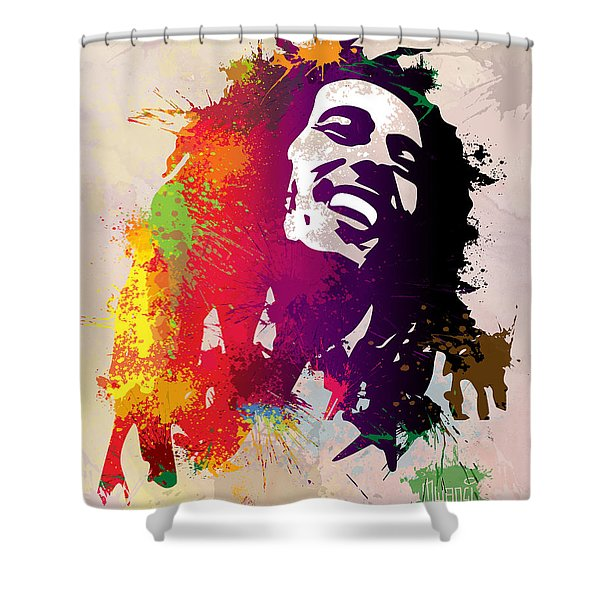 Nesta Robert  Shower Curtain