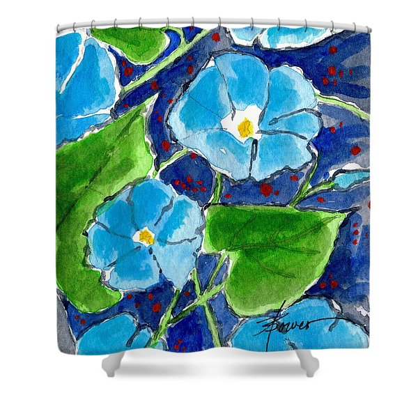 New Every Morning Shower Curtain