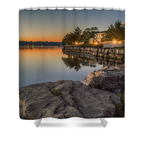 Niagara On The Lake  Shower Curtain