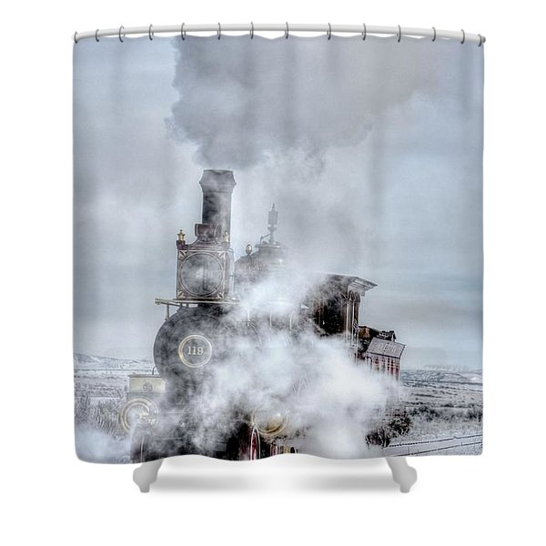 No 119 Shower Curtain