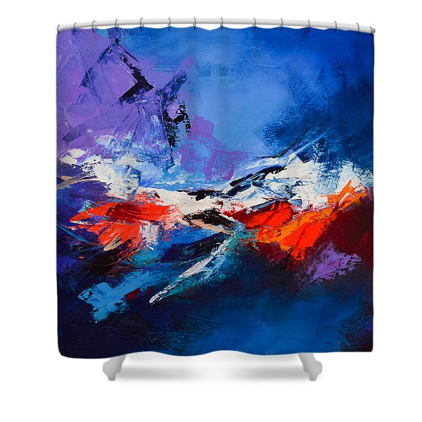 Nothing Else Matters Shower Curtain