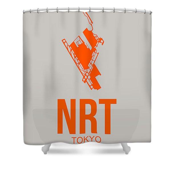 Nrt Tokyo Airport 1 Shower Curtain