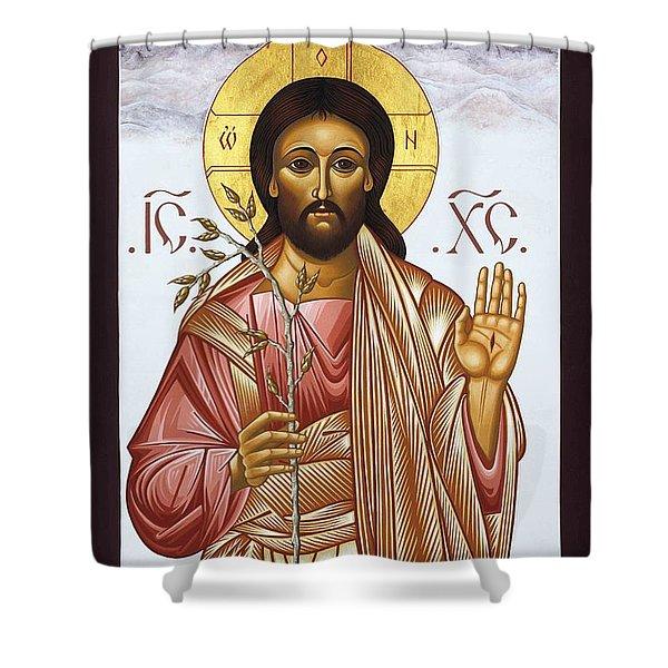 Nuestro Salvador De Las Sandias 012 Shower Curtain