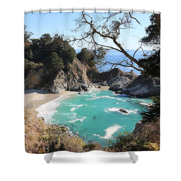Ocean Bliss Shower Curtain
