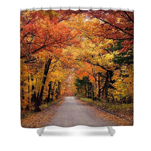 October Road Shower Curtain