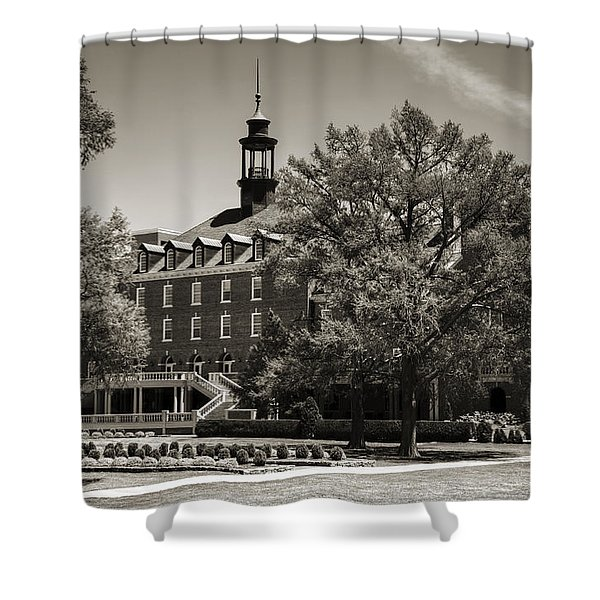 Oklahoma State Student Union Shower Curtain