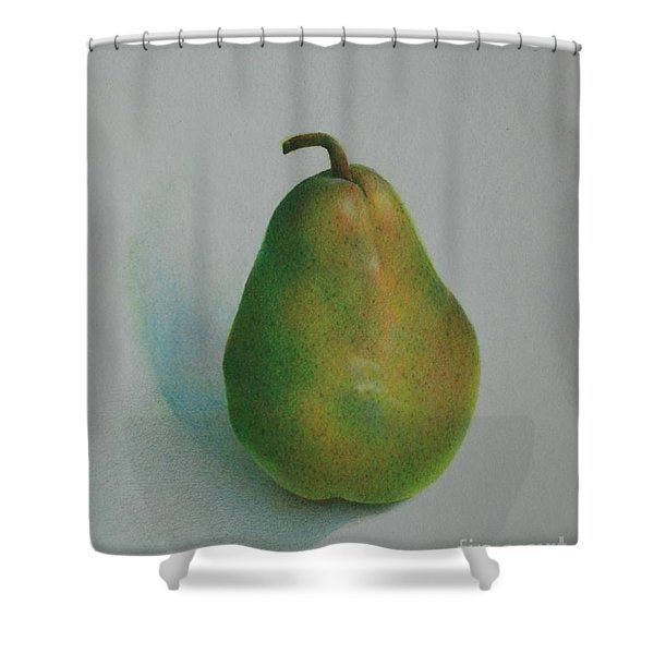 One Of A Pear Shower Curtain