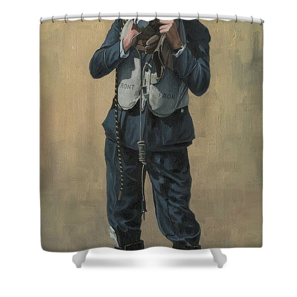 One Of The Few Shower Curtain