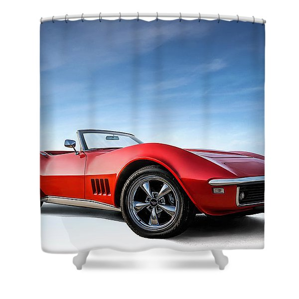 Hooters Shower Curtain