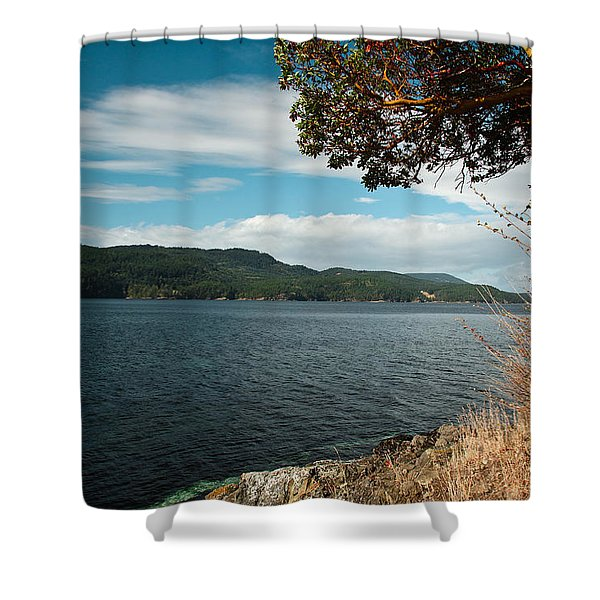 Orcas Dreams Shower Curtain