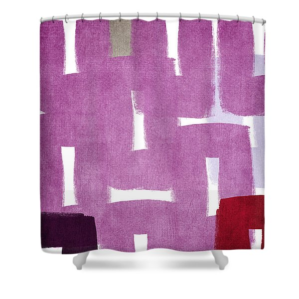 Orchids In The Window Shower Curtain