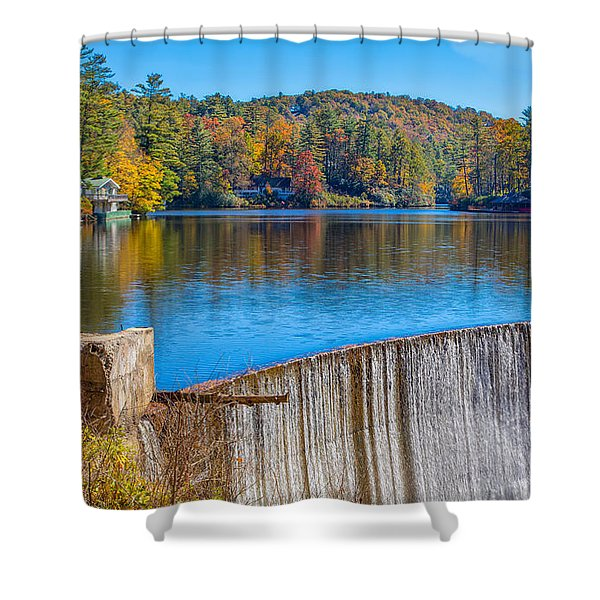 Outskirts Of Highland Shower Curtain