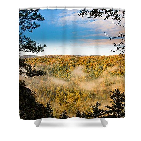 Pa Grand Canyon Shower Curtain