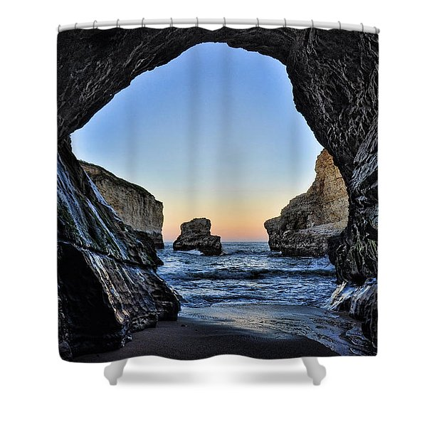 Pacific Coast - 2 Shower Curtain