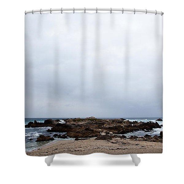 Pacific Horizon Shower Curtain