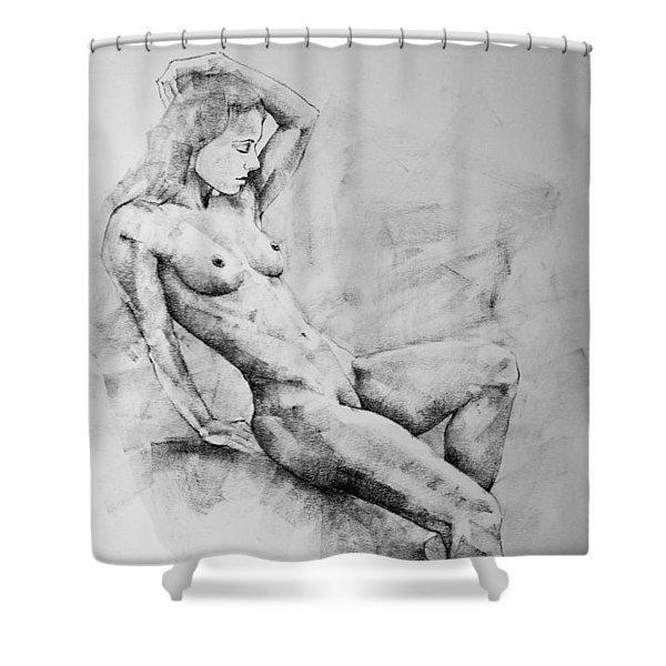 Page 19 Shower Curtain