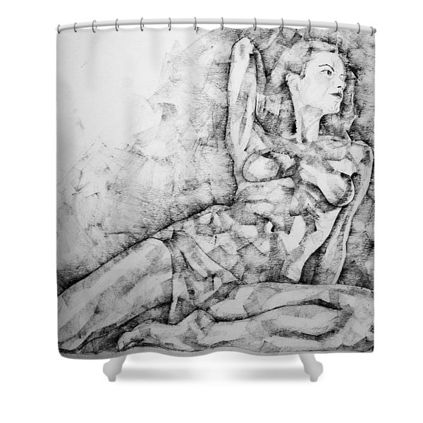 Page 33 Shower Curtain
