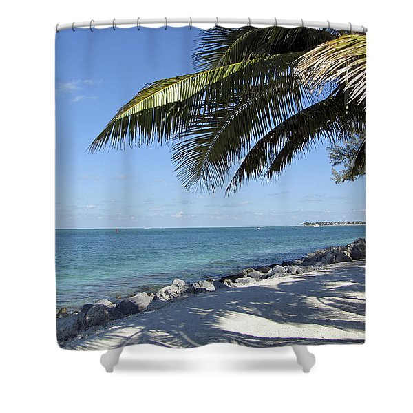 Paradise - Key West Florida Shower Curtain