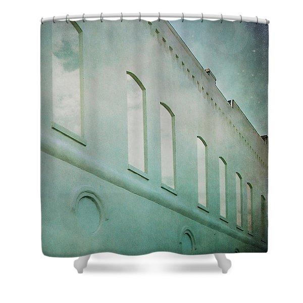 Paris Twilight Shower Curtain
