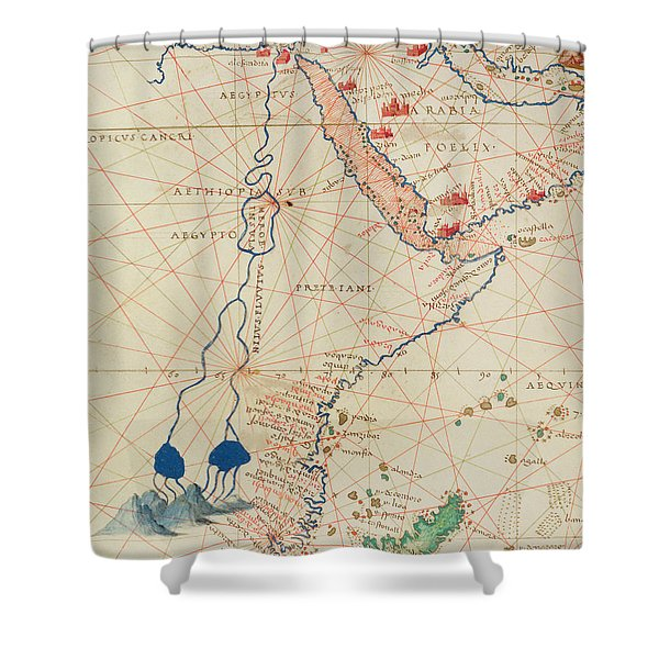 Middle Atlas Mountains Shower Curtains Fine Art America