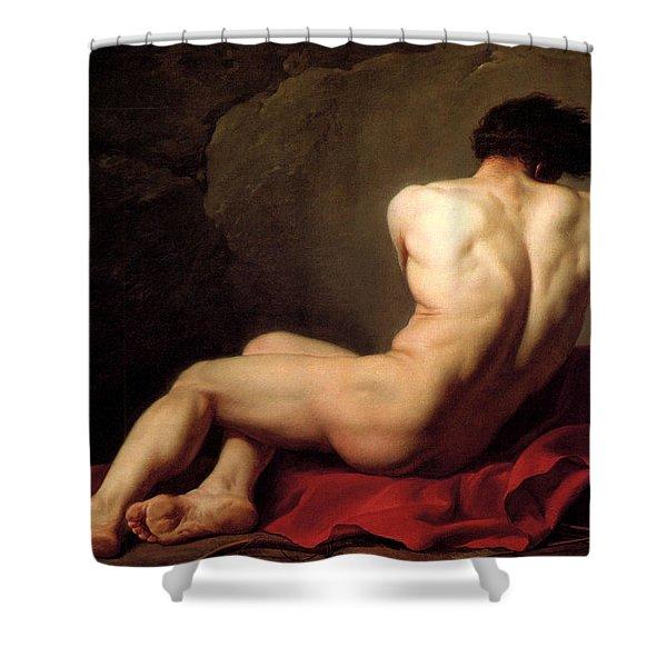 Patroclus Shower Curtain