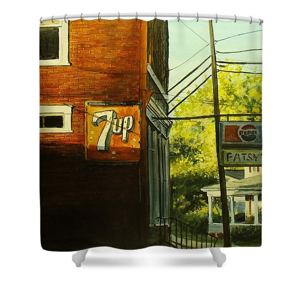 Pattsy's Shower Curtain