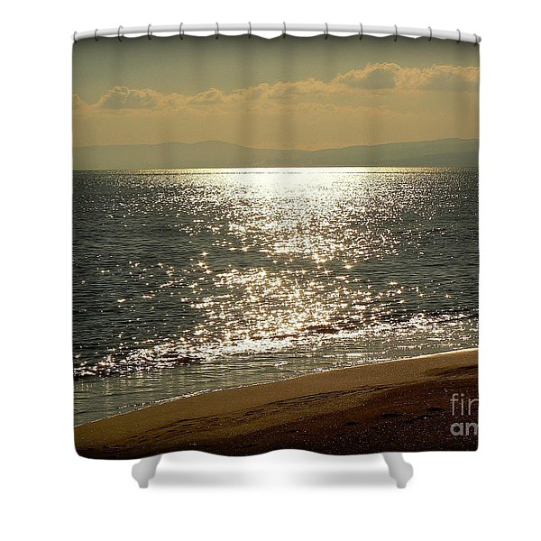 Peace Of Mind... Shower Curtain