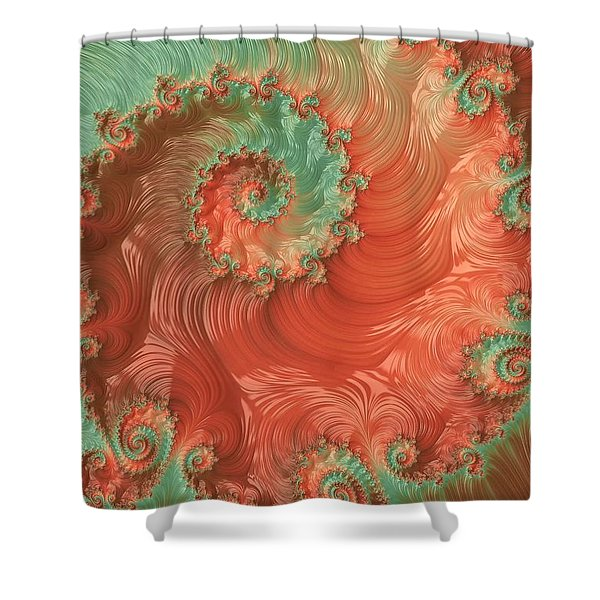 Pearls Of The Southwest Shower Curtain