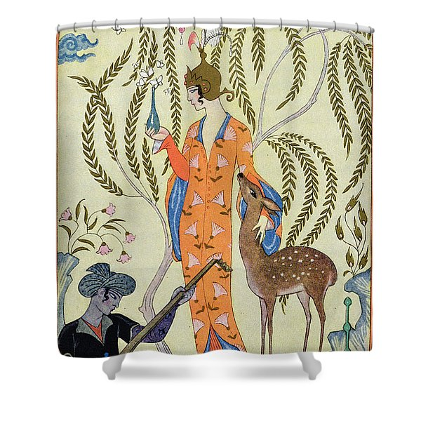 Persia Shower Curtain